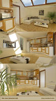 Kitchen Room 2 by umutavci