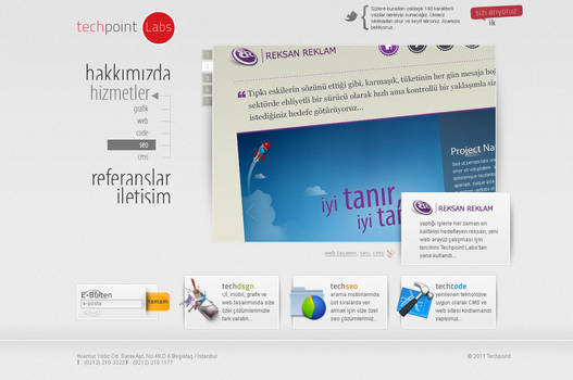 techpoint webface
