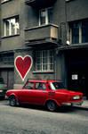 Car in love.
