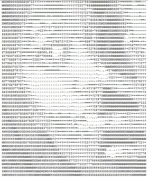letras para nick ascii: