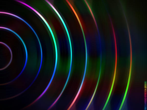 Psychedelic disco wallpaper by RiccardoStecca on DeviantArt