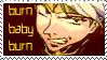Dilandau Stamp by lupienne