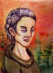 TWD: Carol Peletier by lupienne
