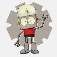 Robot Jones by RagingDroidX
