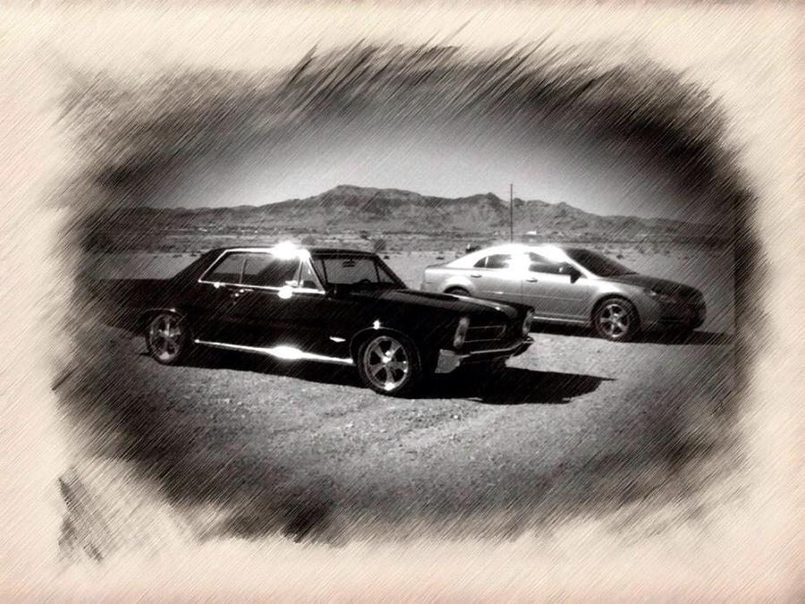 GTO and Chevy Malibu LT by AthenaIce