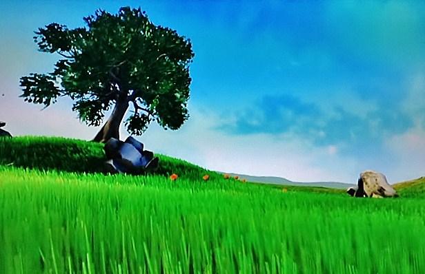 Peacefully Green by AthenaIce