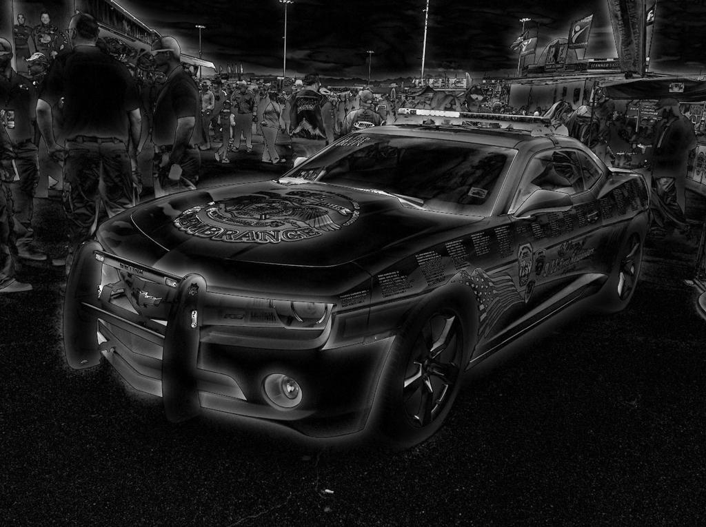 Black Ghost by AthenaIce