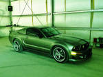 Roush  in Camoflage