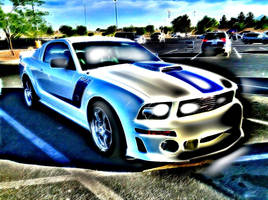 427 ROUSH CHARGED by AthenaIce