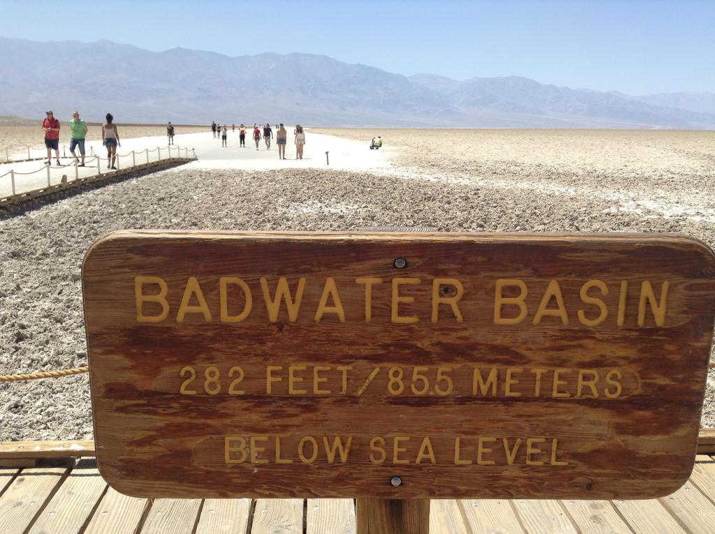 Bad Water Basin by AthenaIce