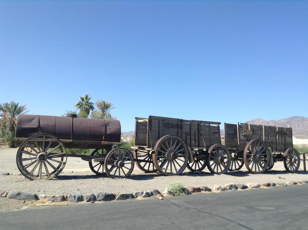 20 Mule Team Wagon by AthenaIce