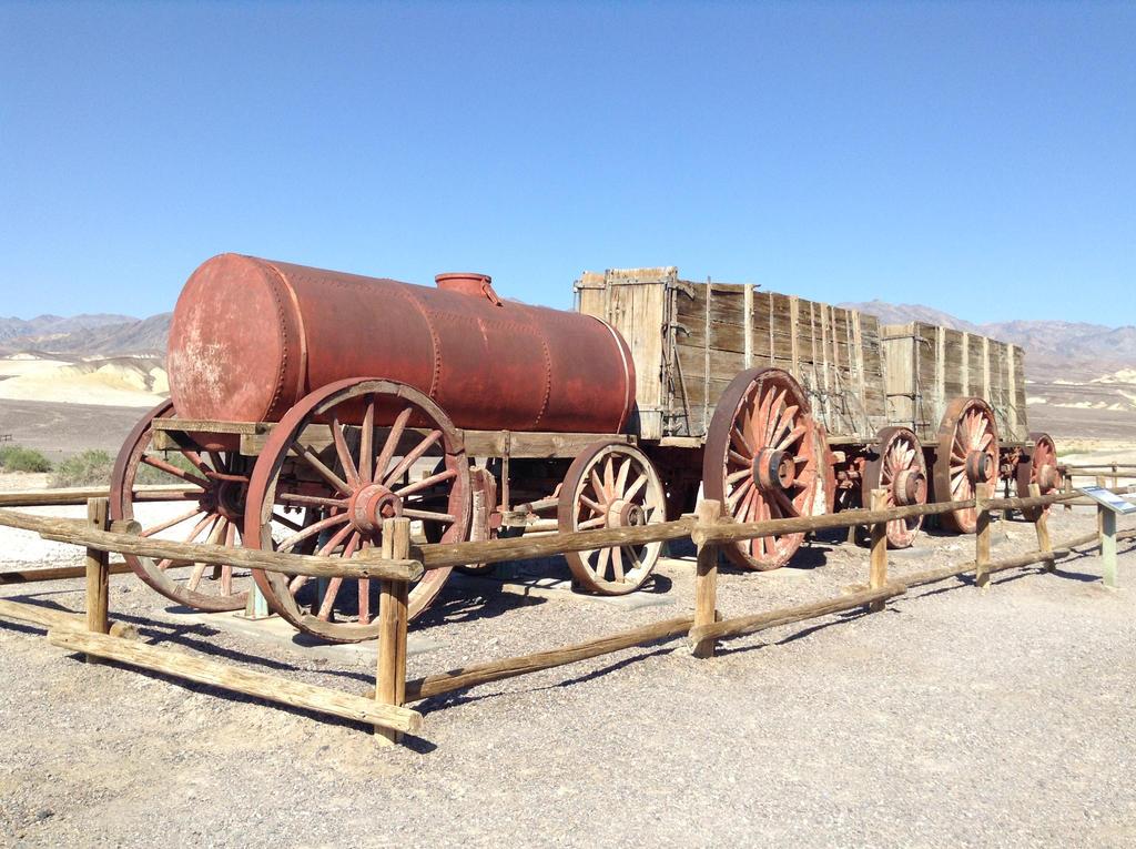 20 Mule Team Wagon 2 by AthenaIce