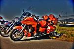 Orange Beast by AthenaIce