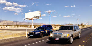 Nevada Highway Patrol by AthenaIce