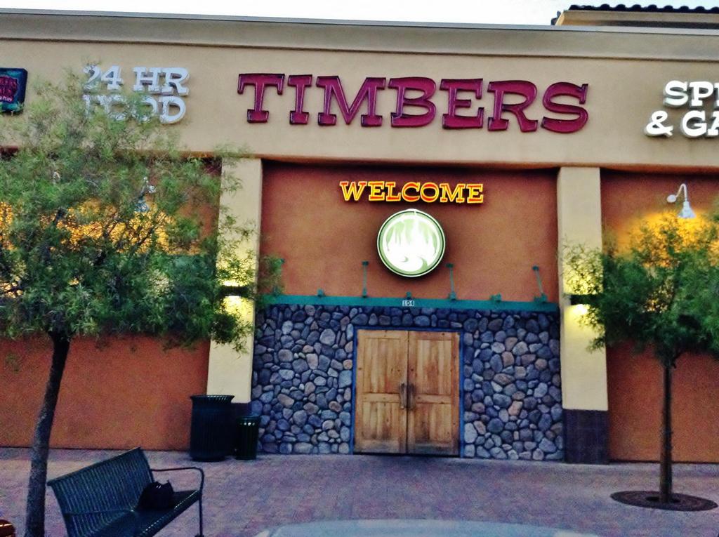 TIMBERS by AthenaIce