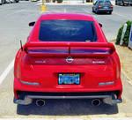 NISMO 350Z Nissan Rear
