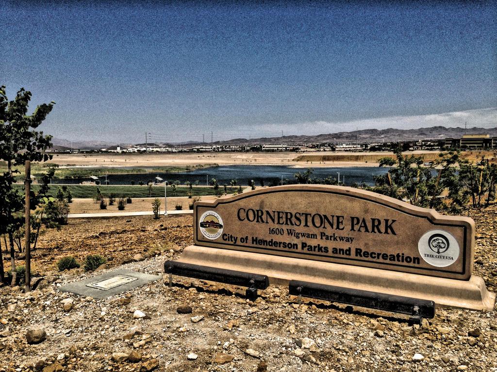 CornerStone Park by AthenaIce