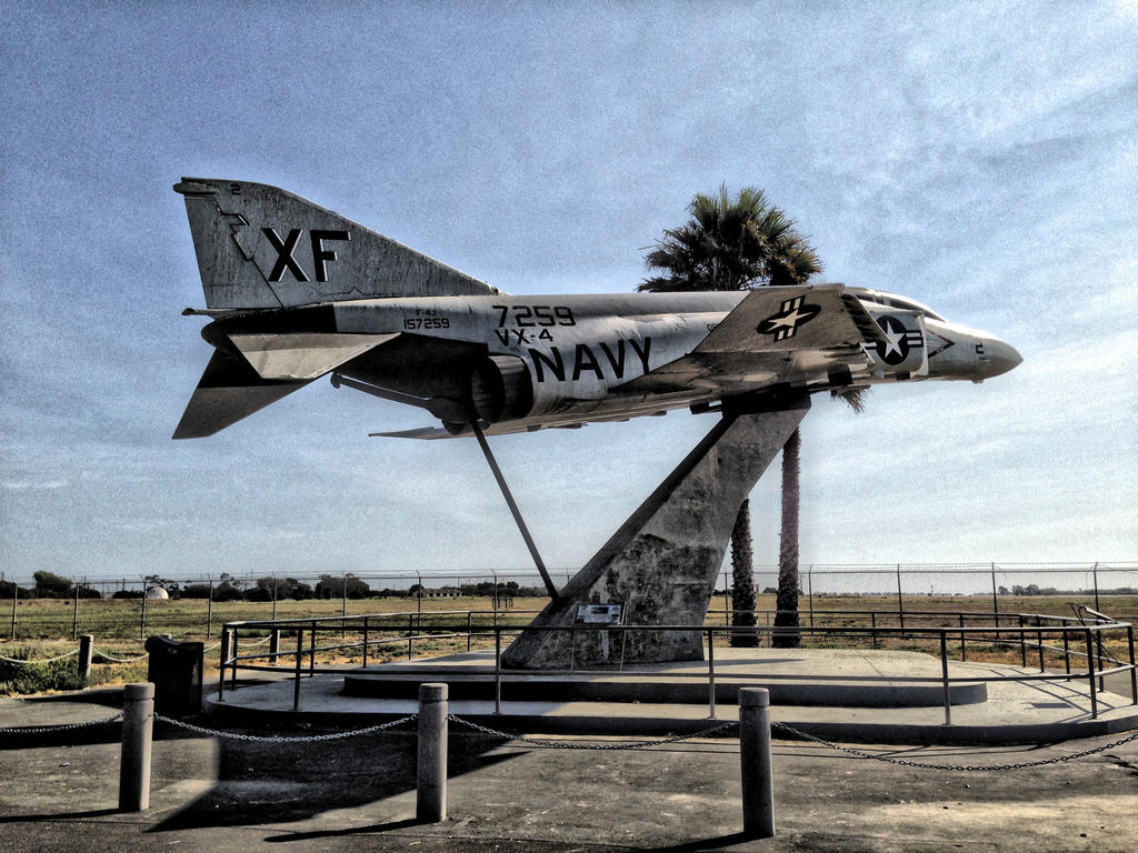 F-4 Phantom II by AthenaIce