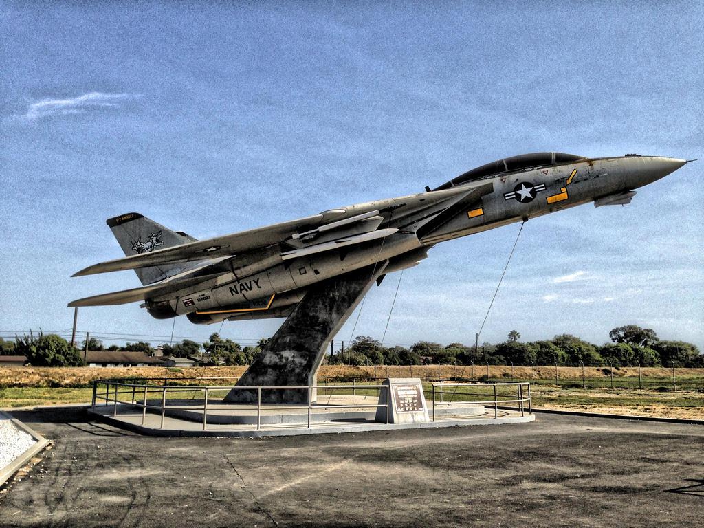 F-14 Tomcat by AthenaIce