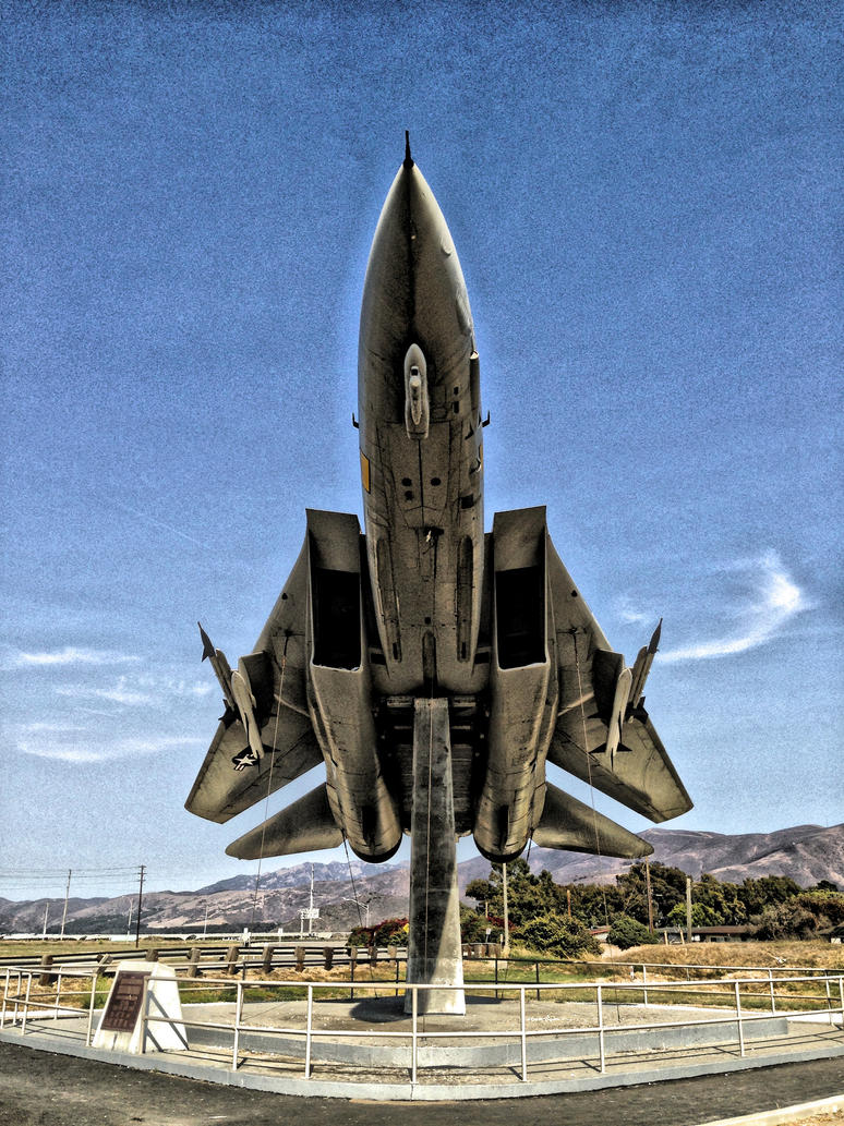 F-14 Tomcat Take Off by AthenaIce
