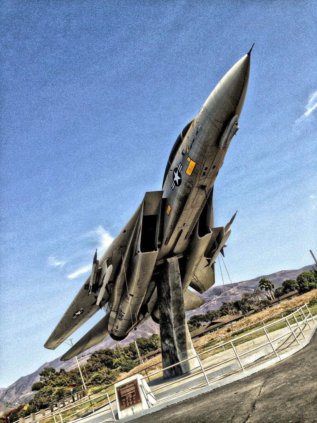 F-14 Tomcat UP by AthenaIce