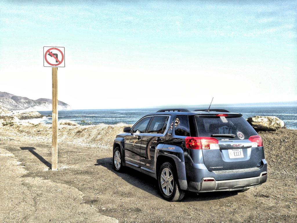 GMC Terrain SLE at the Beach by AthenaIce