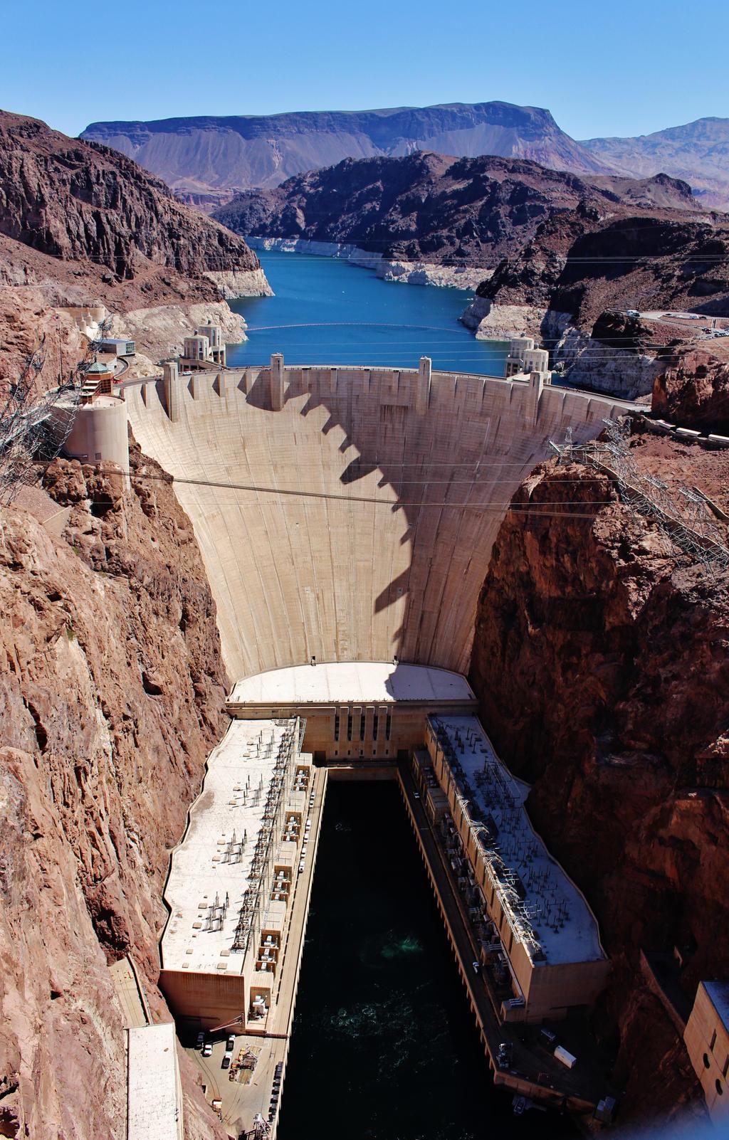 Hoover Dam by AthenaIce