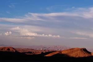 Las Vegas Landscape by AthenaIce