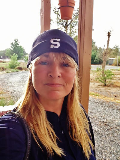 Baseball hat by AthenaIce