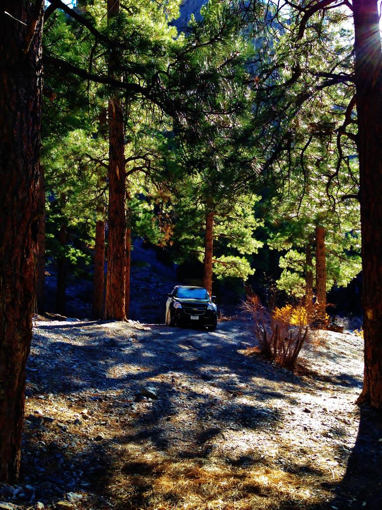 Chevy Equinox AWD 2012 by AthenaIce