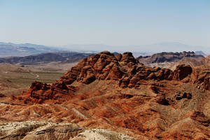 Red Rock by AthenaIce