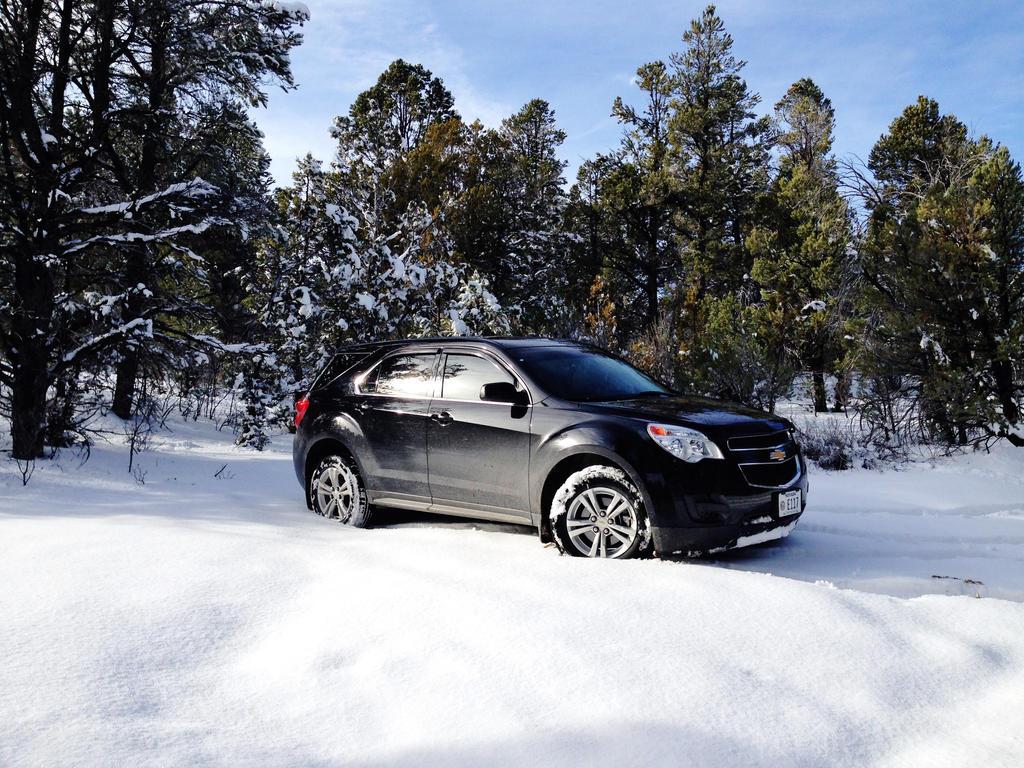 Equinox Snow Bound by AthenaIce