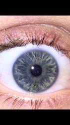 James's Eye by AthenaIce