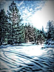Cold Blue by AthenaIce