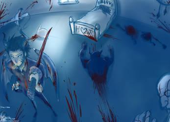 My Bloody Guardian by Kiammyfy