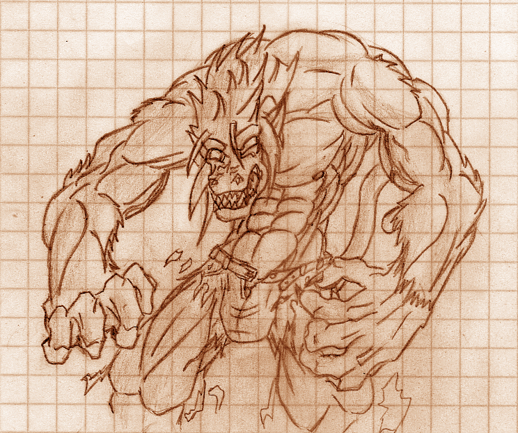 .::Sketch Ghaoru::. by Cationalfa