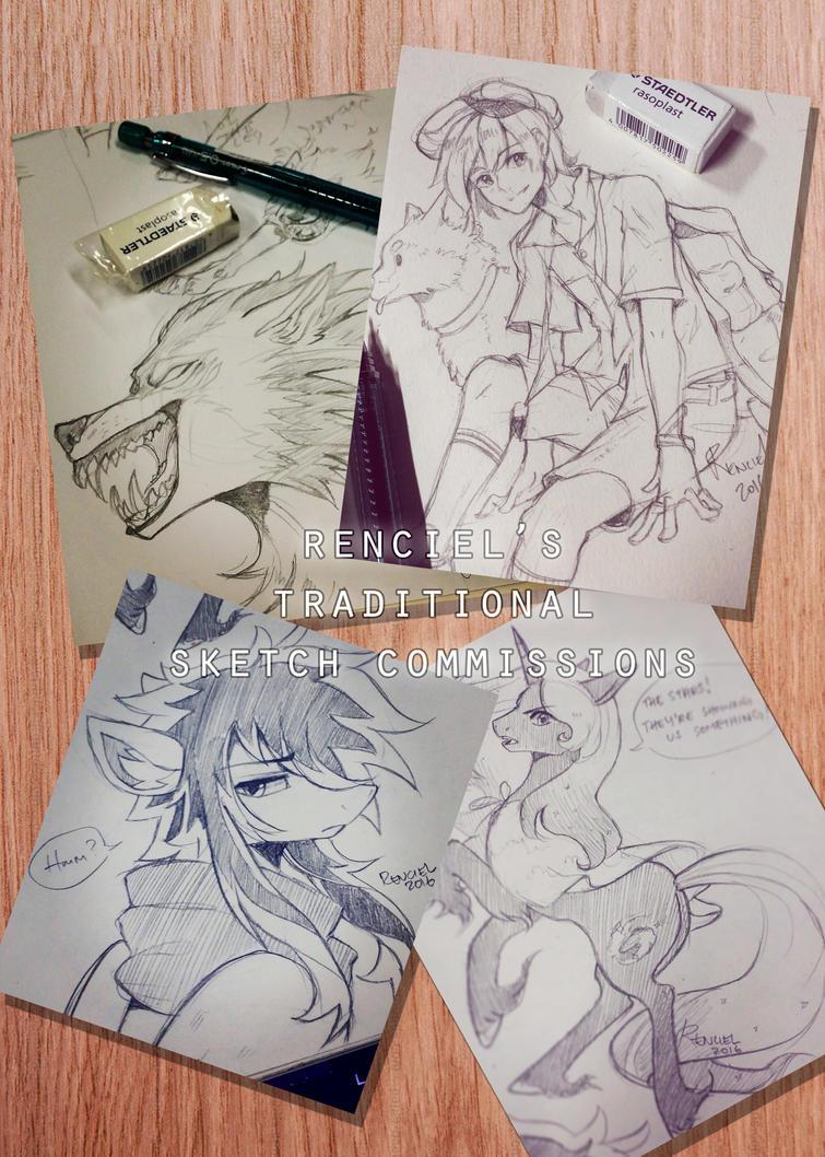 Sketch com by Renciel