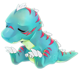 [Gift] Tiny Rex by Renciel