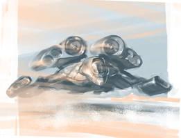sketch9 by Aberiu