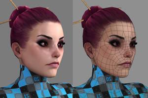head 5487846 by Aberiu