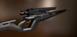 UT Sniper lowpoly