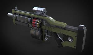 Komodo Shotgun 2