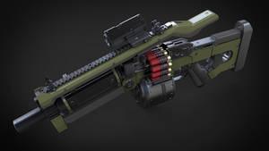 Komodo Shotgun 3