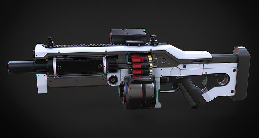 Komodo Assault Shotgun
