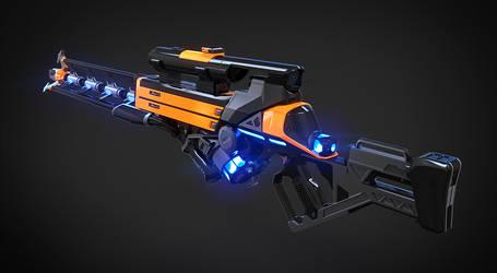 UT Lightning Gun by Aberiu