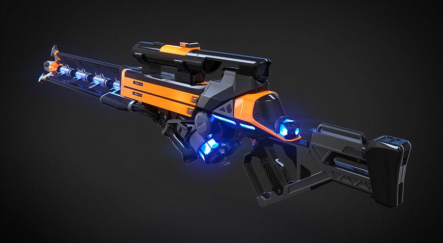 UT Lightning Gun