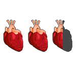 A more realistic heart meter