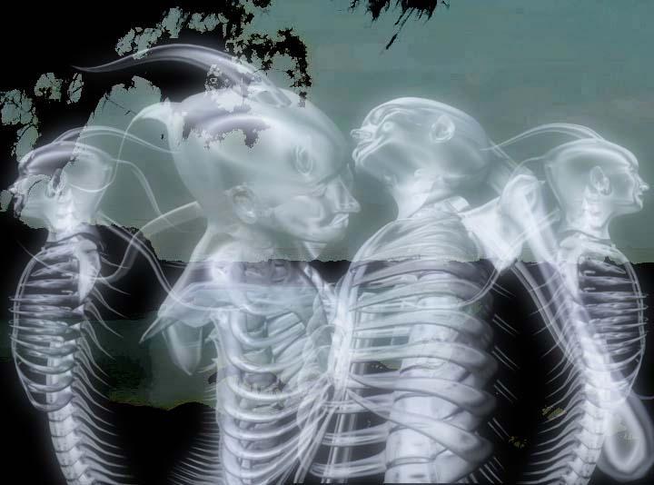 spectres 02 by ElliMayhem