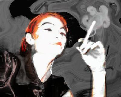 Gabrielle by ElliMayhem