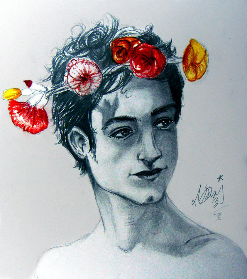 Crowned boy by RoryDjoghurtt